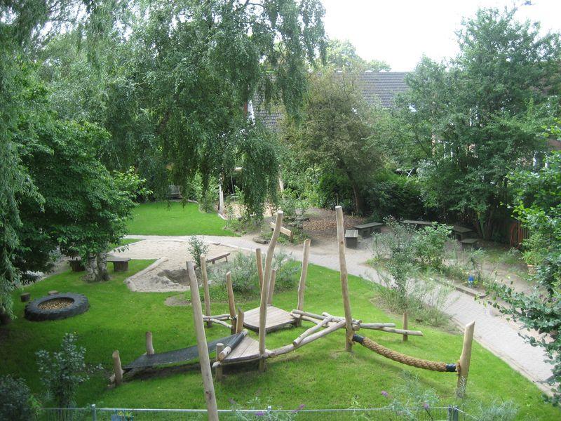 Garten Elementarbereich
